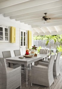 Allamanda - Outdoor dining