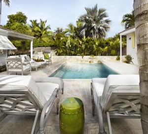 Allamanda - Pool deck